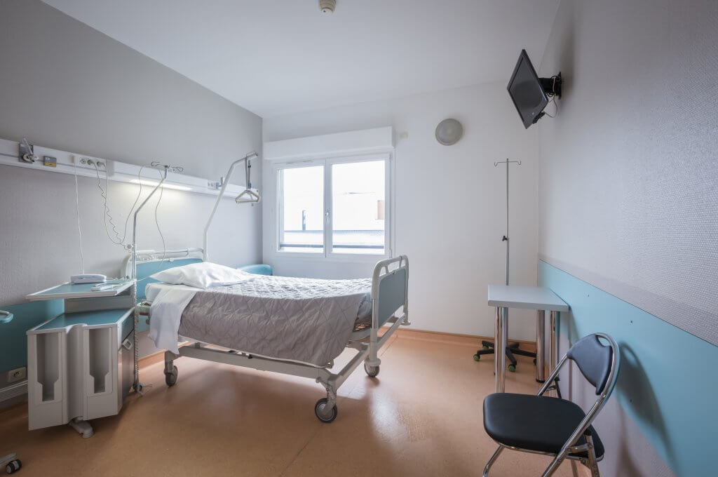 Chambres - Clinique Mathilde
